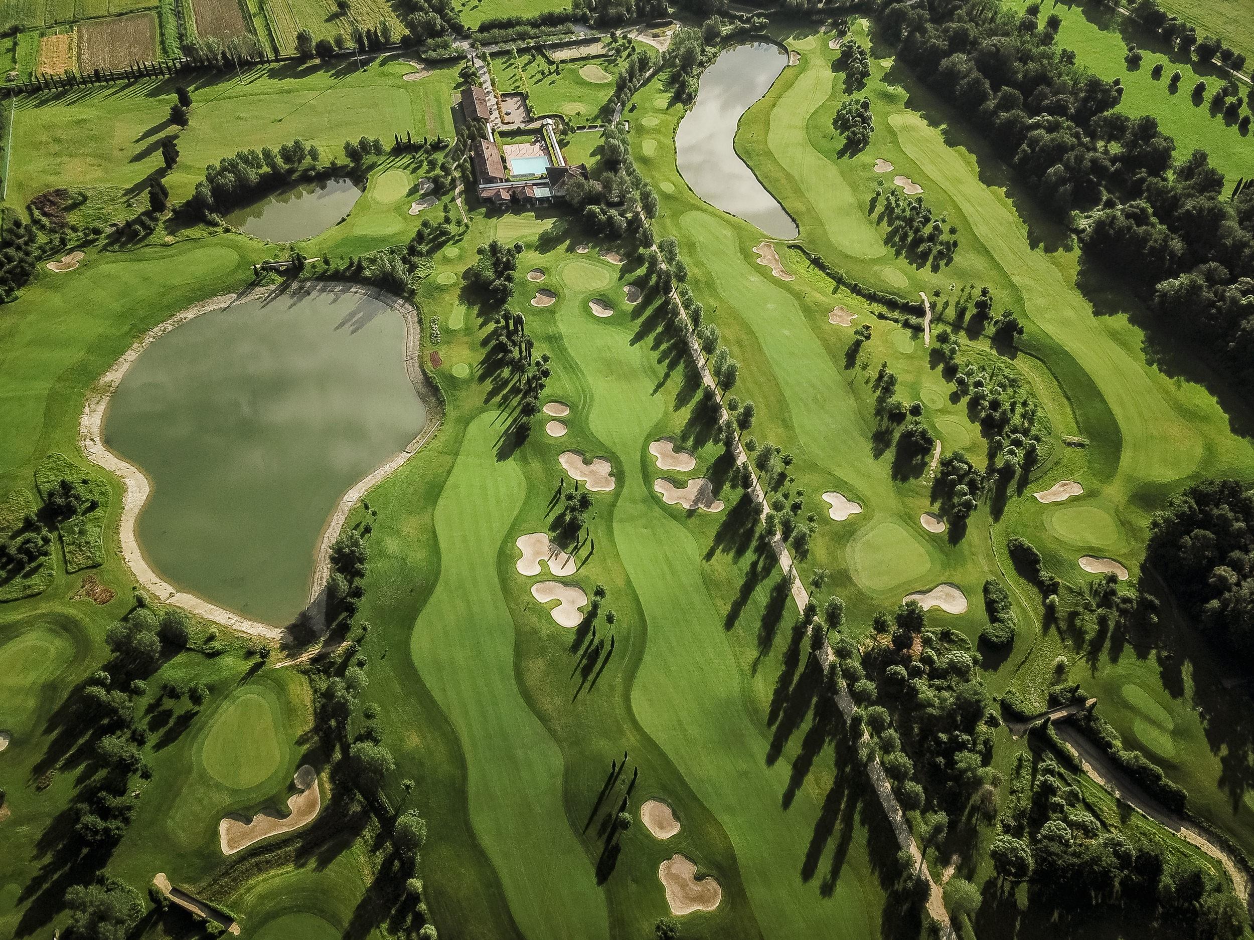 Golf Pavoniere
