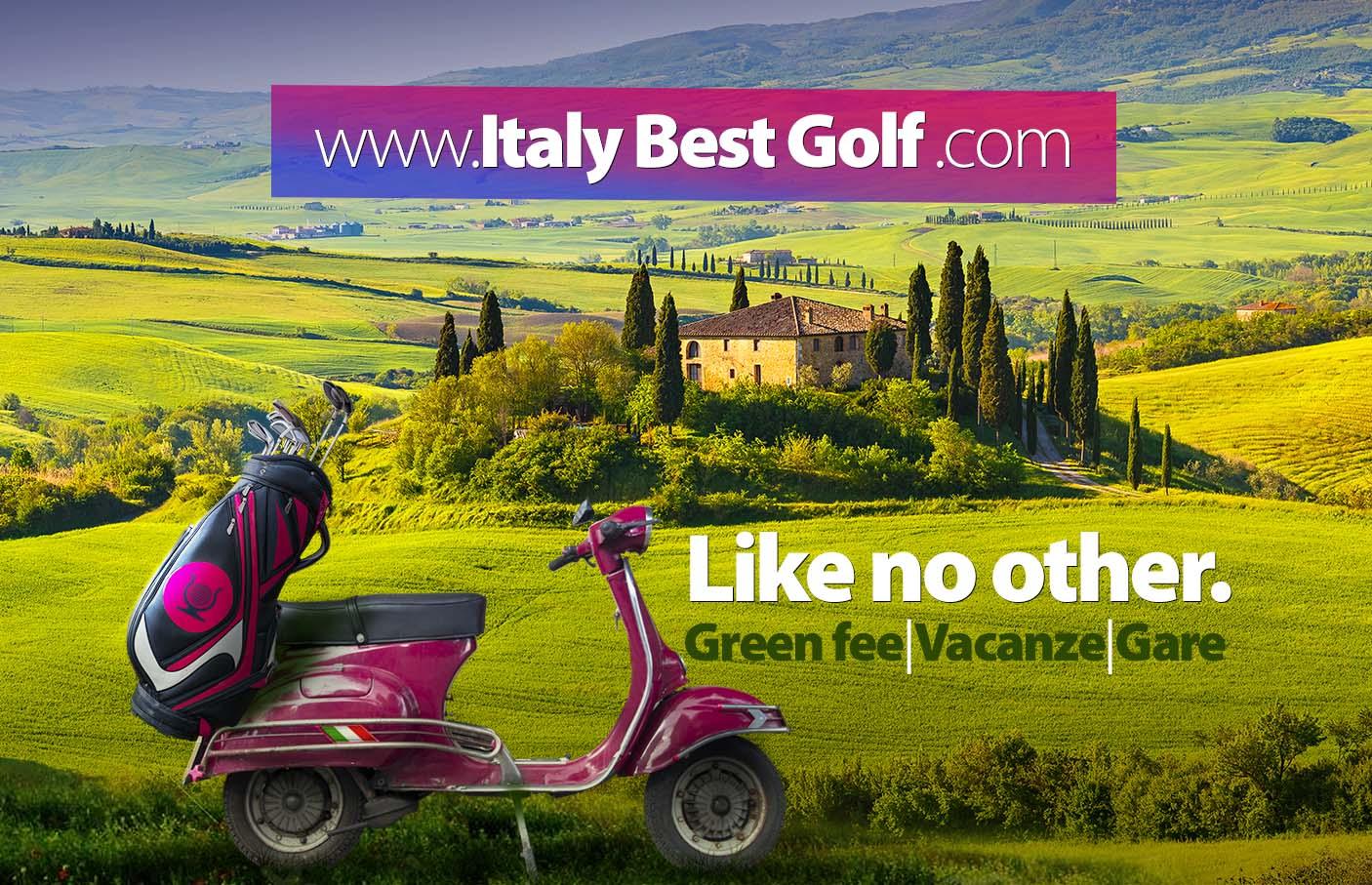 Italy Best Golf