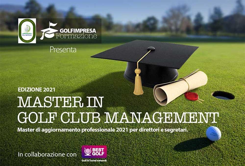 Master Golfimpresa 2021